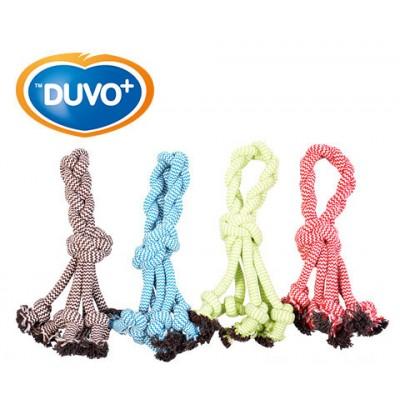 اسباب بازی بند گره دار مخصوص سگ برند دوو پلاس