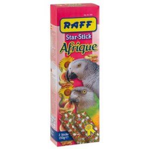 استیک طوطی های افریقایی راف