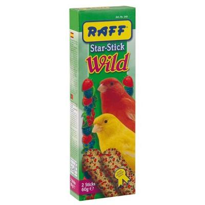 استیک میوه های جنگلی پرندگان اف