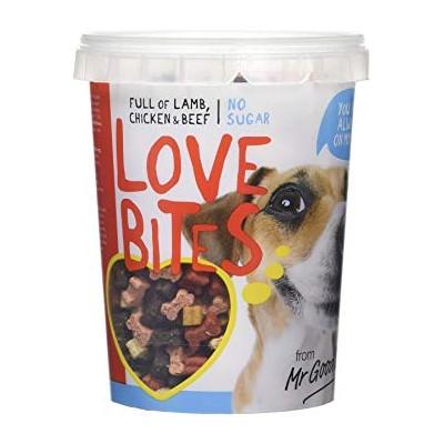 اسنک تربیتی مخلوط سگ مستر گودلد mr goodlad love bites training treats