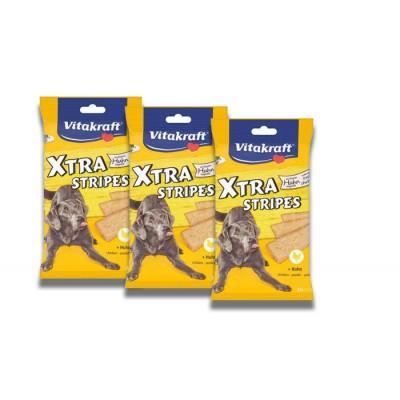 تشویقی سگ با طعم مرغ برند ویتاکرافت vitakraft ingredient snack with chicken taste