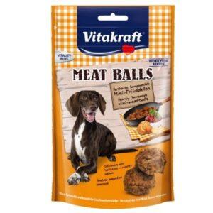 اسنک تشویقی سگ با طعم گوشت و برنج برند ویتاکرافت