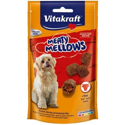 اسنک تشویقی ویتامینه مخصوص سگ با طعم گوشت برند ویتاکرافت