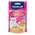 اسنک تشویقی گربه با طعم گوشت و غلات برند ویتاکرافت