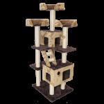 اسکرچر، لانه و درخت گربه مدل گردو برند کدیپک