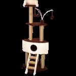اسکرچر، لانه، جای خواب و درخت گربه مدل نارگیل برند کدیپک