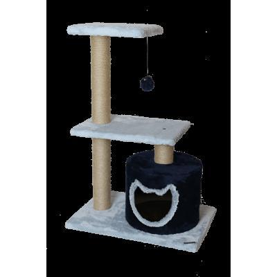 اسکرچر لانه جای خواب گربه مدل شمشاد