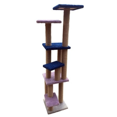 اسکرچر و درخت گربه مدل رنگین کمان