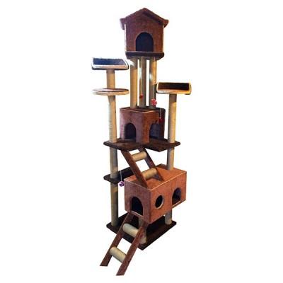 اسکرچر گربه مدل قصر کوکو