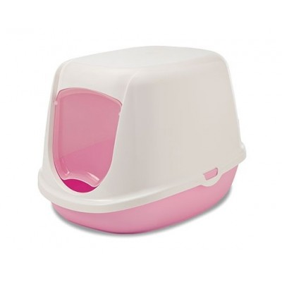توالت مسقف بچه گربه ساویک مدل Duchesse Savic Duchesse Kitten Hooded Toilet
