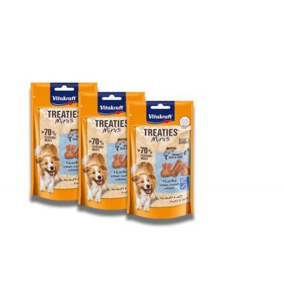 سگ با طعم ماهی سالمون برند ویتاکرافت vitakraft incentives for dog with salmon fish