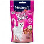 تشویقی گربه با طعم سوسیس برند ویتاکرافت