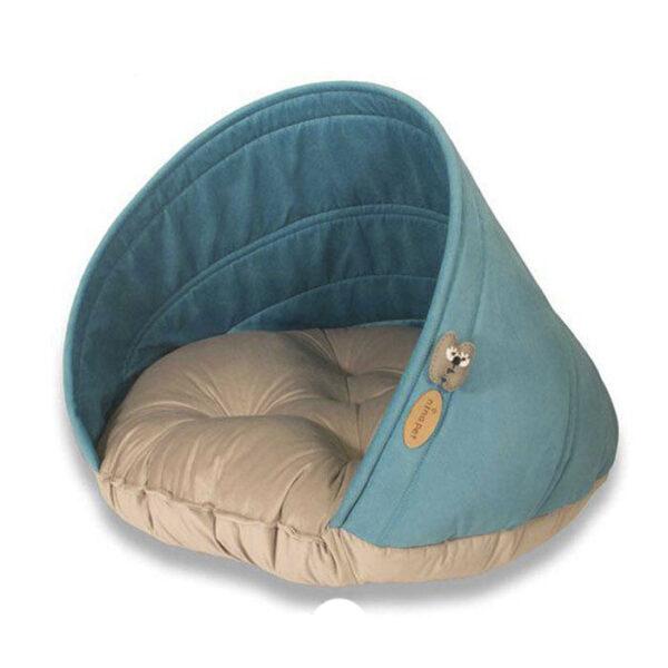جای خواب با سقف گرد سایز 2 برند نیناپت ninap bed with round ceiling size 2