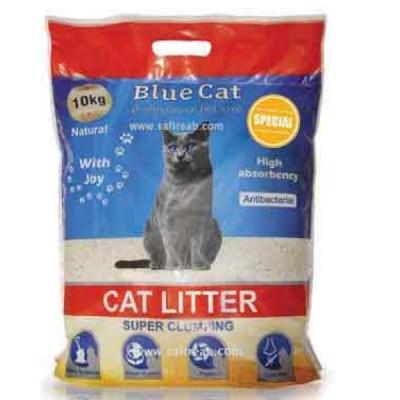 بستر گربه بلوکت blue cat litter soil