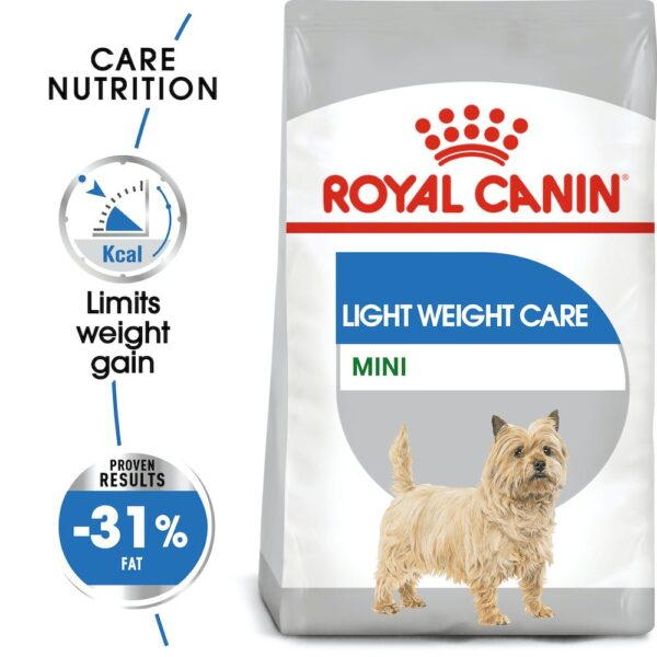 غذای خشک مراقبت از وزن سگ نژاد کوچک برند رویال کنین