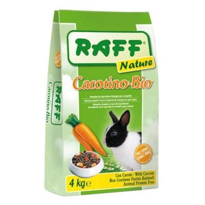 غذای ارگانیک خرگوش یرند Raff