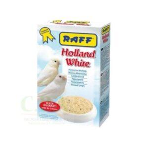 غذای پرندگان سفید راف