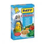 غذای خشک Cokorito مناسب پرندگان برند راف