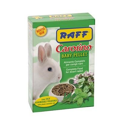 خوراک پلیت بچه خرگوش برند Raff