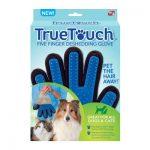 دستکش مو جمع کن مخصوص سگ و گربه برند ترو تاچ