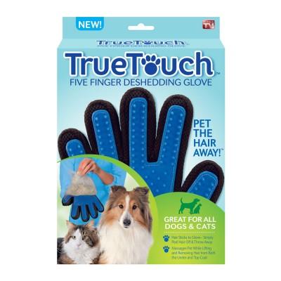 دستکش مو جمع کن مخصوص سگ و گربه ترو تاچ