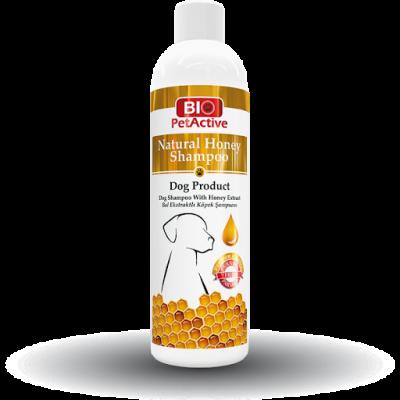 سگ با عصاره عسل برند بیو پت اکتیو