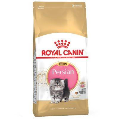 غذای خشک بچه گربه پرشین برند رویال کنین royal canin persian kitten dry food