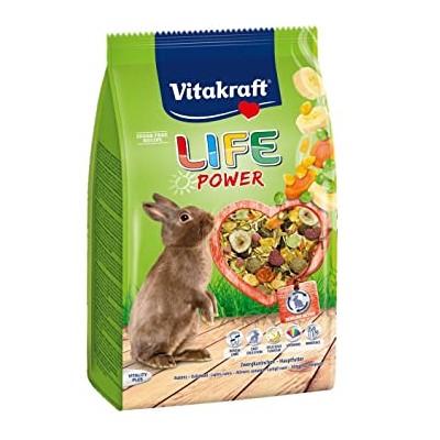غذای خشک حاوی ویتامین مخصوص جوندگان برند ویتاکرافت
