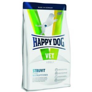 غذای خشک درمانی سگ بالغ مبتلا به سنگ استروویت در دستگاه ادراری