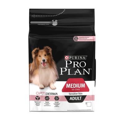 غذای خشک سگ بالغ با پوست حساس با طعم ماهی سالمون