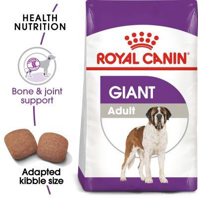 غذای خشک مناسب سگ بالغ نژاد بزرگ برند رویال کنین