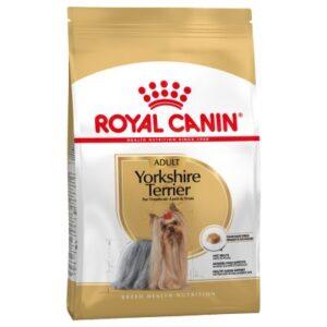 غذای خشک سگ بالغ نژاد یورکشایر تریر