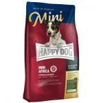 غذای خشک مناسب سگ بالغ حاوی گوشت شترمرغ برند هپی داگ