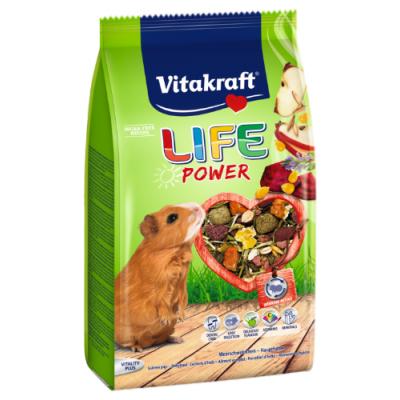 غذای خشک ویتامینه خوکچه هندی برند ویتاکرافت