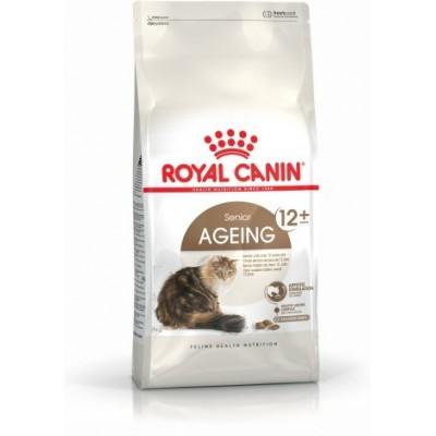 خشک گربه بالای 12 سال برند رویال کنین royal canin ageing 12