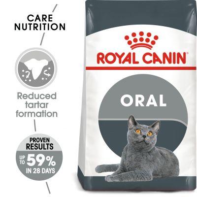 غذای خشک گربه مناسب مراقبت از دهان برند رویال کنین