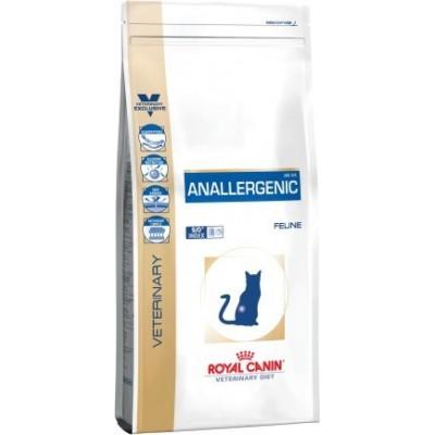 خشک گربه مبتلا به بیماری آلرژیک با پروتئین هیدرولیز شده