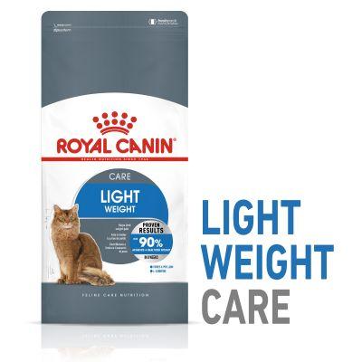 غذای خشک مناسب مراقبت از وزن گربه برند رویال کنین