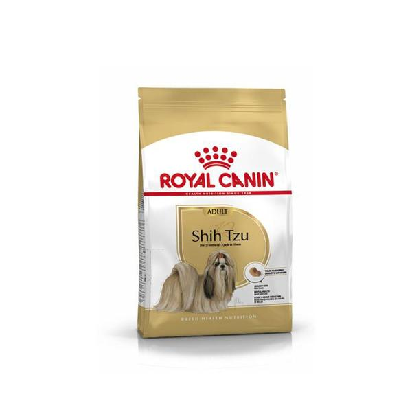 غذای خشک سگ بالغ نژاد شیتزو برند رویال کنین