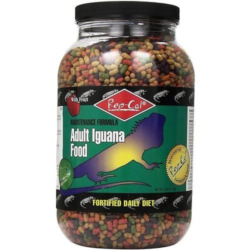 غذای غنی شده با ویتامین D3 مناسب ایگوانا Rep-Cal