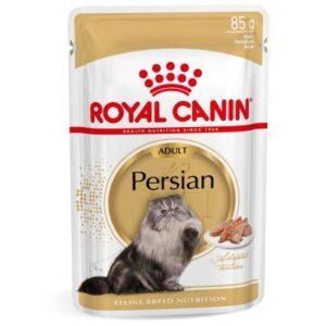 غذای پوچ گربه پرشین رویال کنین