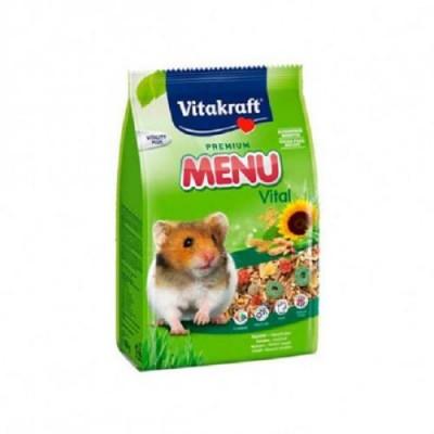 غذای کامل همستر بدون میوه برند ویتاکرافت