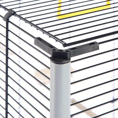قفس فلزی پرندگان بزرگ برند فرپلاست