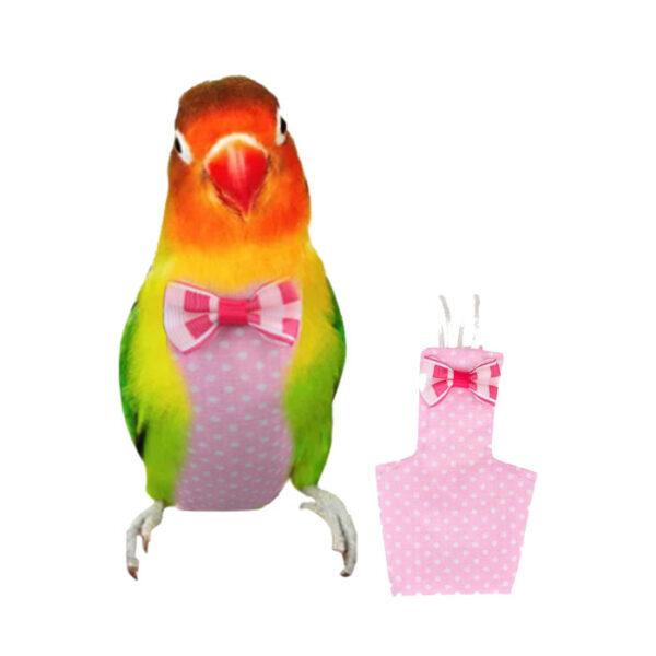 لباس پرندگان مدل چهارخانه
