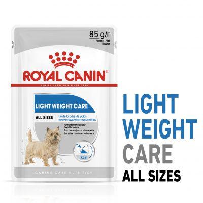 غذای پوچ مناسب مراقبت از وزن سگ نژاد کوچک رویال کنین