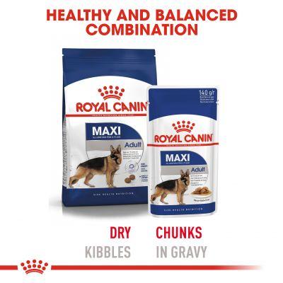 غذای پوچ مناسب سگ نژاد برزگ برند رویال کنین
