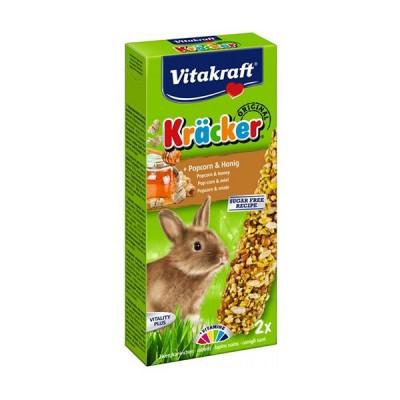 کراکر ویتامینه خرگوش ویتاکرافت با طعم ذرت و عسل برند ویتاکرافت