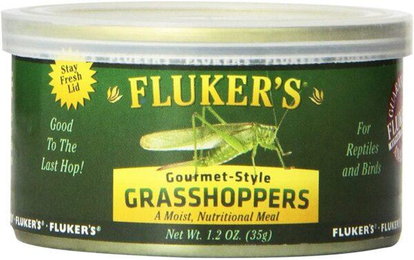 غذای کنسرو شده مناسب خزندگان Fluker