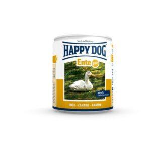 کنسرو سگ حاوی گوشت اردک
