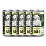 کنسرو سگ حاوی گوشت خرگوش برند کنلز فیوریت 400 گرمی